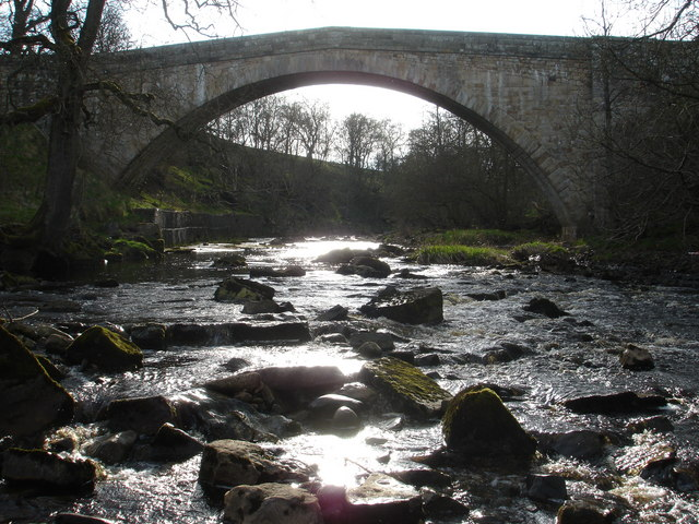 Rutherford Bridge