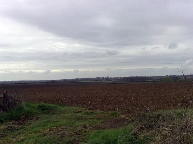 Ploughed Field, Bycell Road