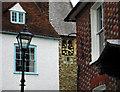 TQ4454 : Detail of Westerham : Week 14