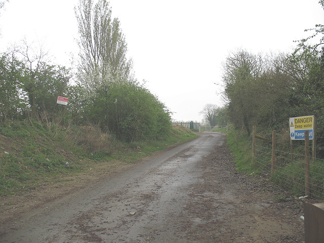 Darenth Road - end of public access