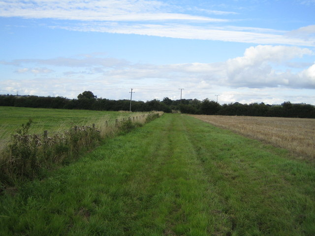 Bridleway near Lower South Farm 2