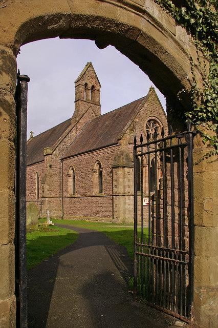 Former St Leonard's Chapel