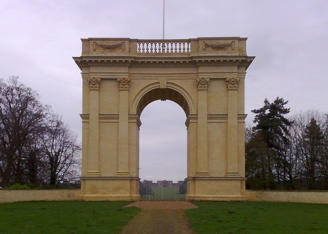 The Arch at Stowe