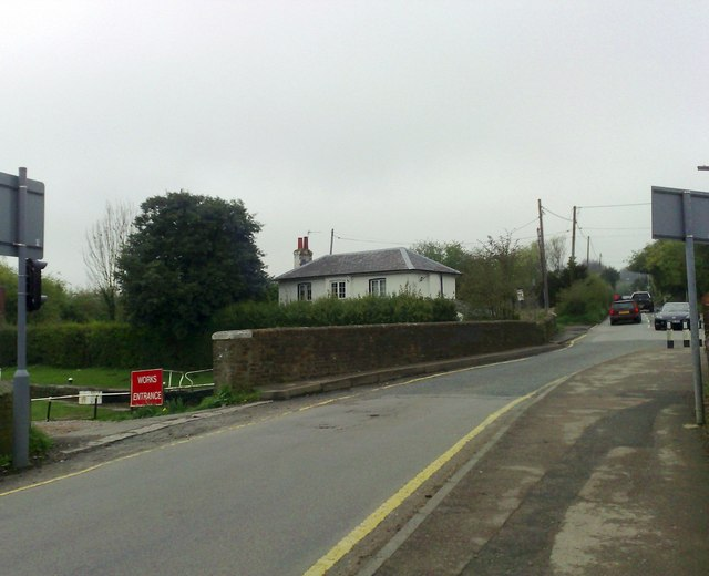 New Road bridge, Northchurch
