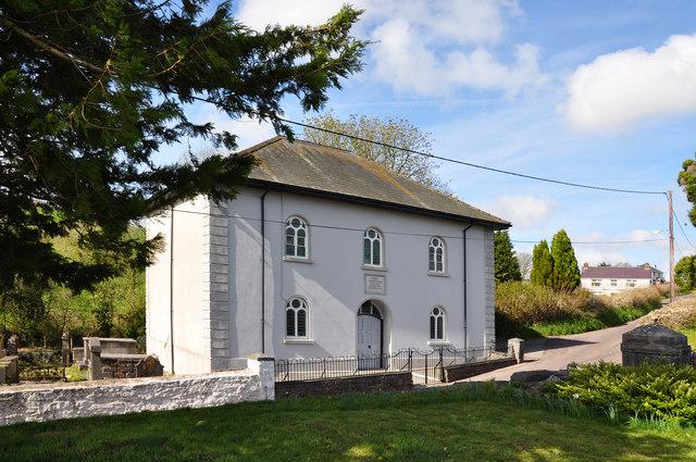 Bethyl Baptist Chapel  Llangyndeyrn