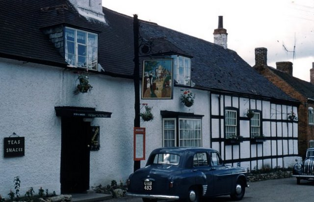 The 'Elizabeth Queen of England' Public House, Elmley Castle