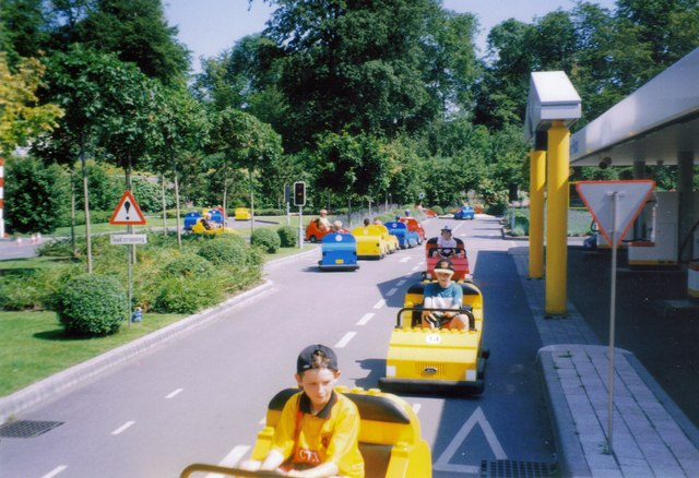 Windsor : Legoland Driving School