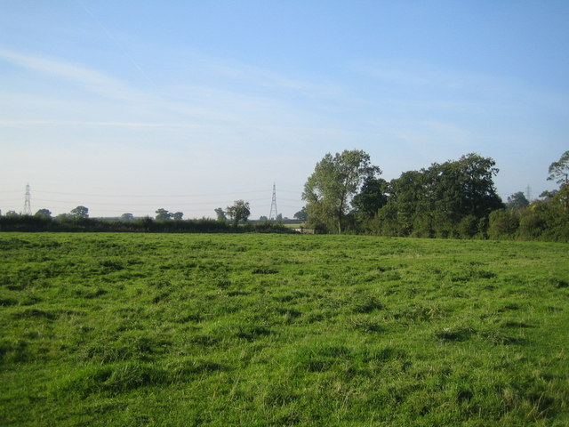 Farmland near Doddershall House 3