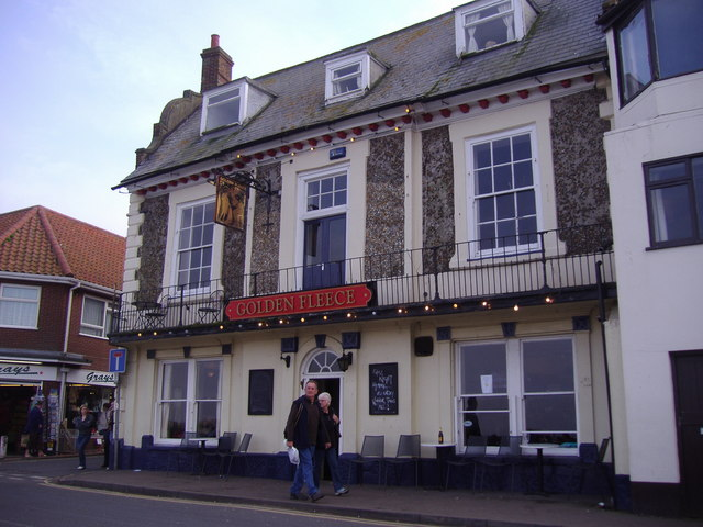 The Golden Fleece public house