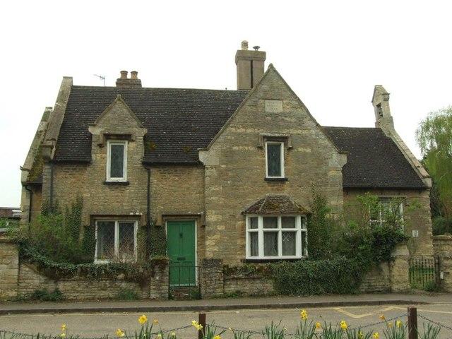 Old Harrold School