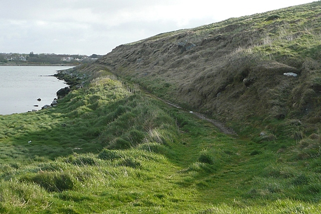 East of An Trá Bhán (White Strand)