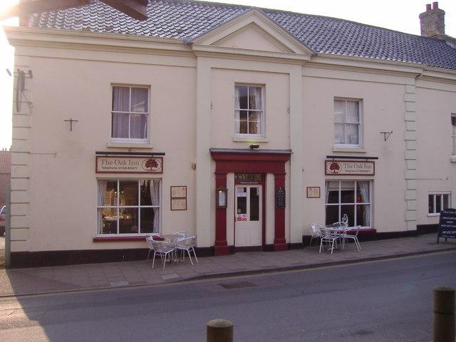 The Oak Inn public house