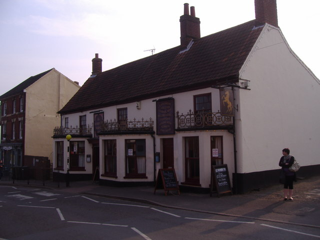 The Rampant Horse public house