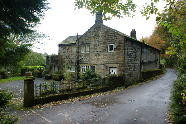 Hy Lee, Lee Wood, Hebden Bridge