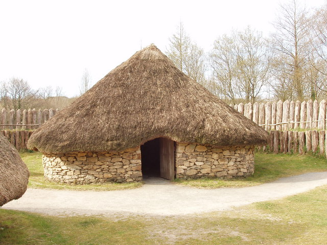 Ringfort, Irish National Heritage Park