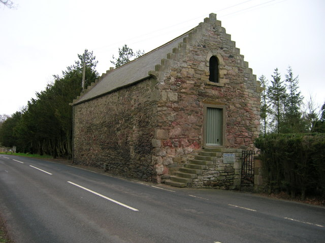 Foulden Tithe Barn