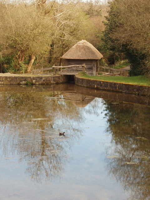 Watermill, Irish National Heritage Park
