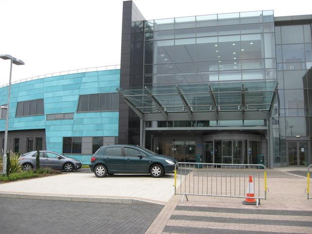 Freeman Hospital, Newcastle