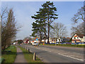 SU8368 : The A329, Wokingham by Andrew Smith