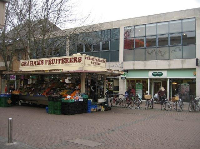 Fruit & Veg - Fitzroy Street