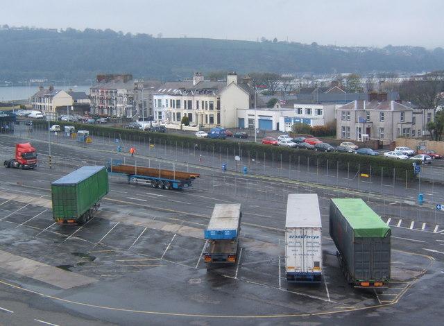 Larne Ferry Terminal Car Hire