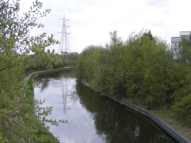 Wednesbury Bridge View