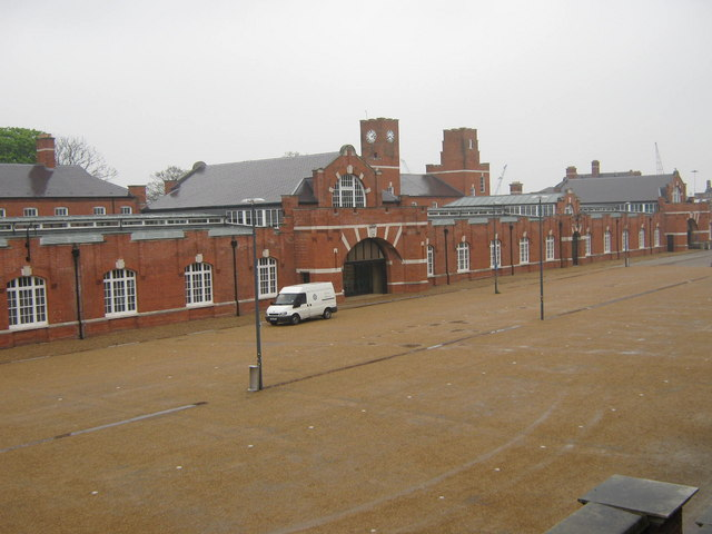 The Drill Hall Library