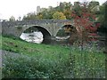 SO5074 : River Teme and Dinham Bridge by Ian D