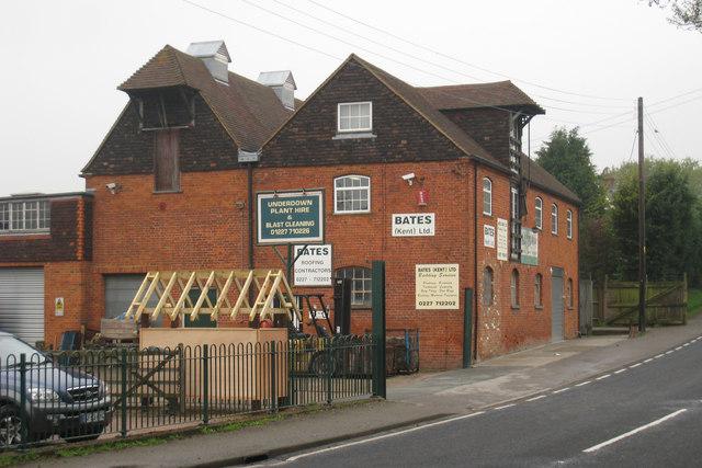 Calcott Oast, Calcott Hill, Sturry, Kent