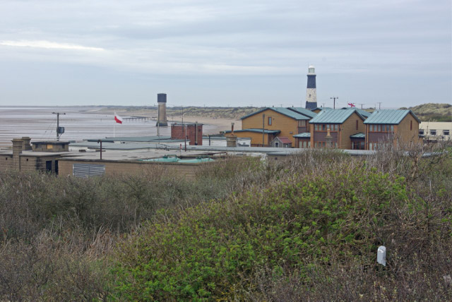 Spurn Head:: OS grid TA3910 :: Geograph Britain and Ireland ...