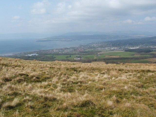 Moorland at Killoeter