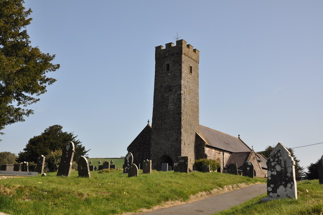 Llangyndeyrn Parish Church