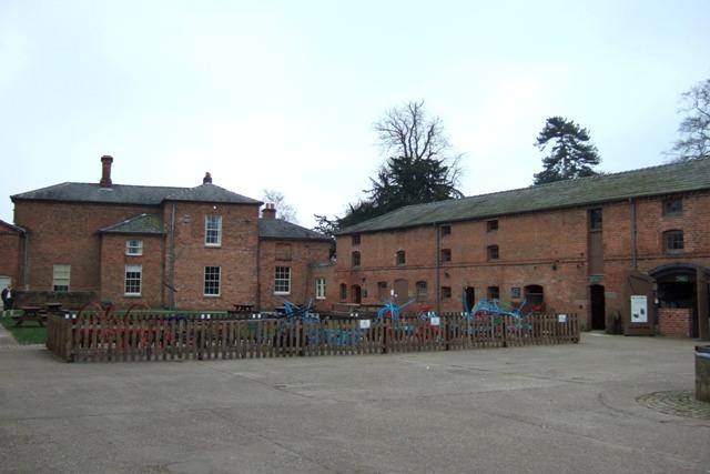 Hall Farm Park Tea Room