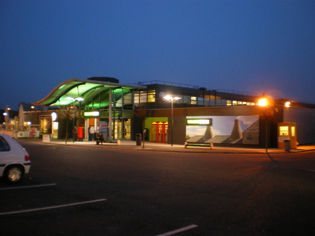 Keele Motorway Service Station