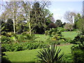 TQ2876 : Sub-Tropical Gardens Battersea Park by PAUL FARMER