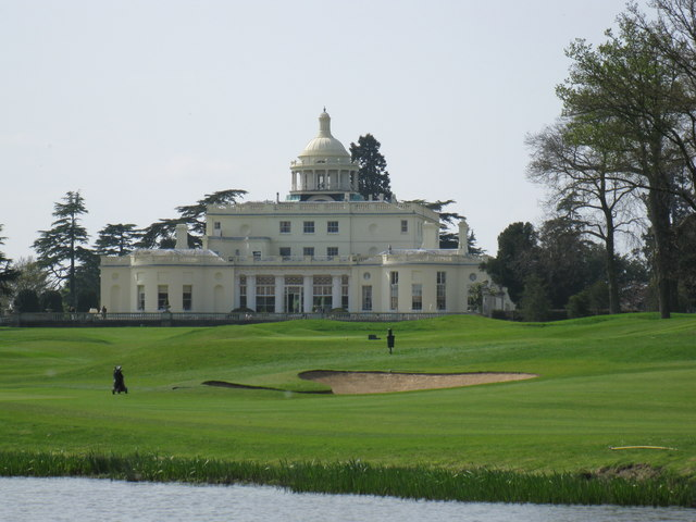 The Mansion, Stoke Park