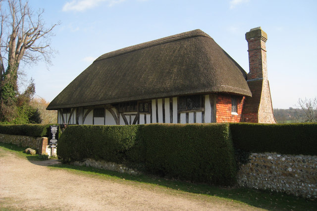 The Clergy House, The Tye, Alfriston, East Sussex
