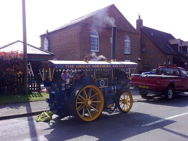 Fine Old Engine, North Crawley