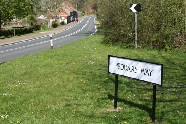 Peddars Way at Stonebridge