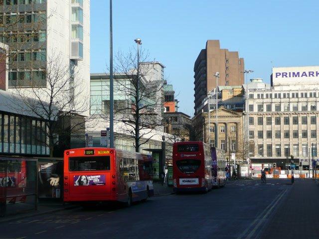 Bus Station, Parker Street