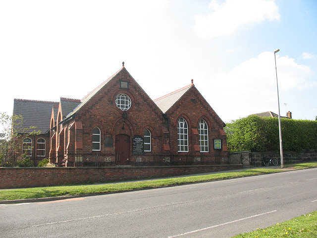 Wheelock Congregational Church