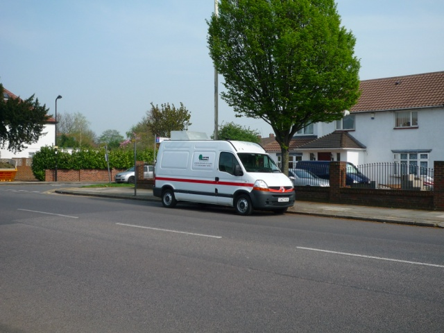 CCTV Enforcement Vehicle, Norwood Road