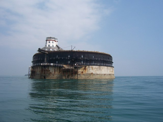 No Man's Land Fort - Spithead
