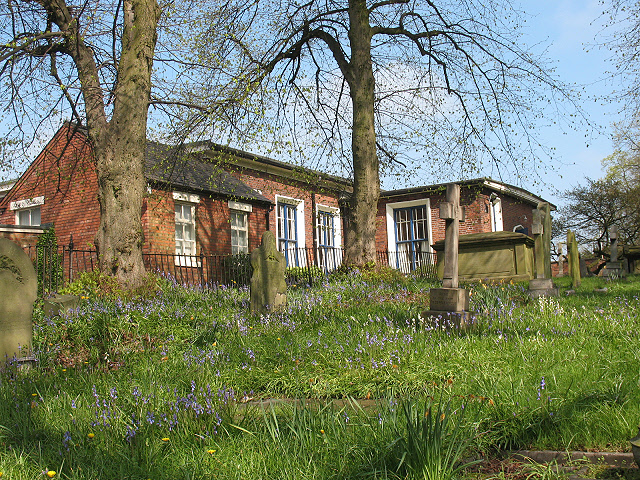 St Mary's church hall, Sandbach