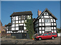SJ7560 : The Lower Chequer, Sandbach by Stephen Craven