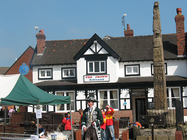 North-west town criers competition 2009