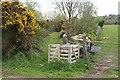 SX3772 : Entrance to Kit Hill by Tony Atkin