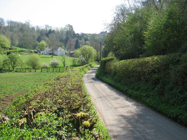 View towards Mounton