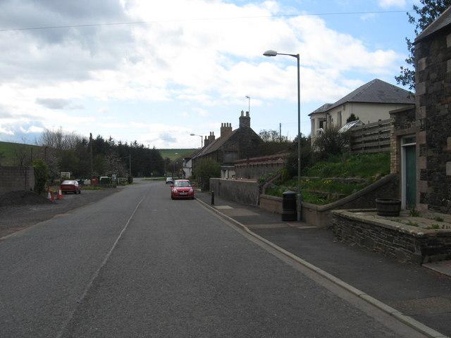 Grantshouse, Berwickshire
