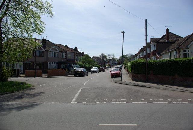 Ashington Grove, Whitley